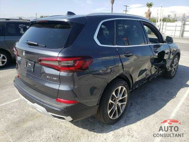 BMW X5 2021 - 5UXCR6C05M9F41016