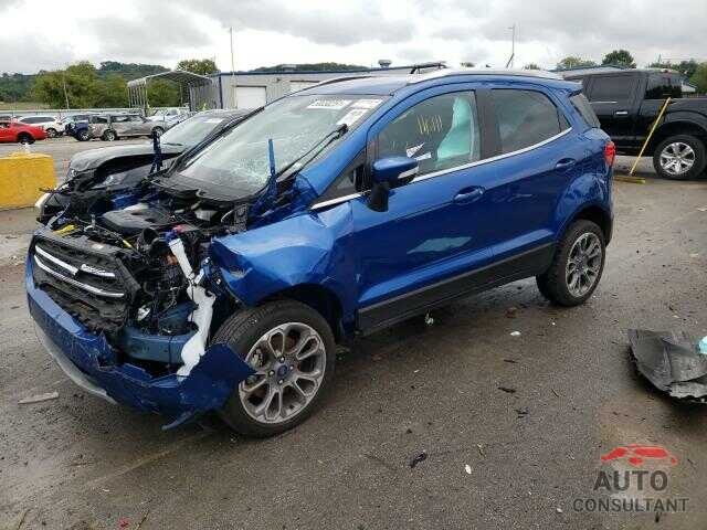 FORD ALL OTHER 2021 - MAJ6S3KL6MC400636