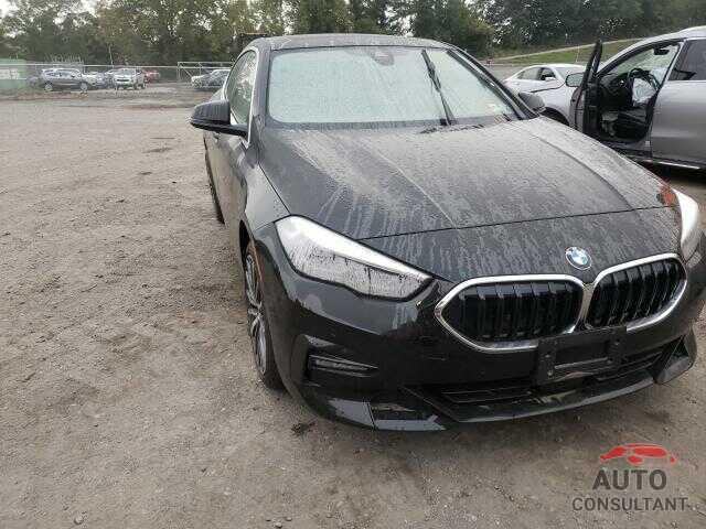 BMW 2 SERIES 2021 - WBA73AK02M7J25228
