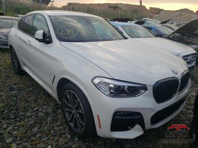 BMW X4 2021 - 5UX2V1C06M9G91114