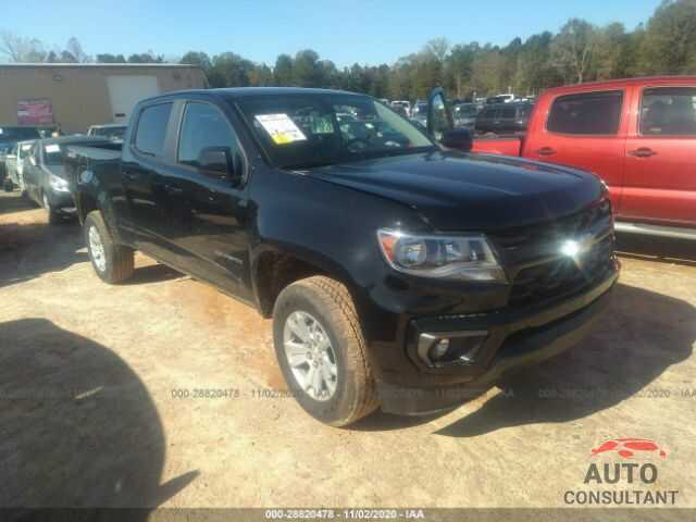 CHEVROLET COLORADO 2021 - 1GCGTCEN6M1132904