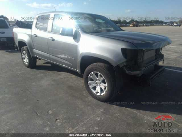 CHEVROLET COLORADO 2021 - 1GCGSCEN2M1134426