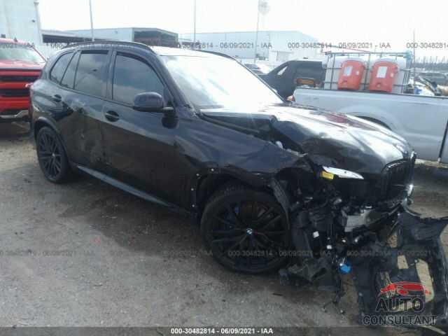 BMW X5 2021 - 5UXCR4C00M9E57142