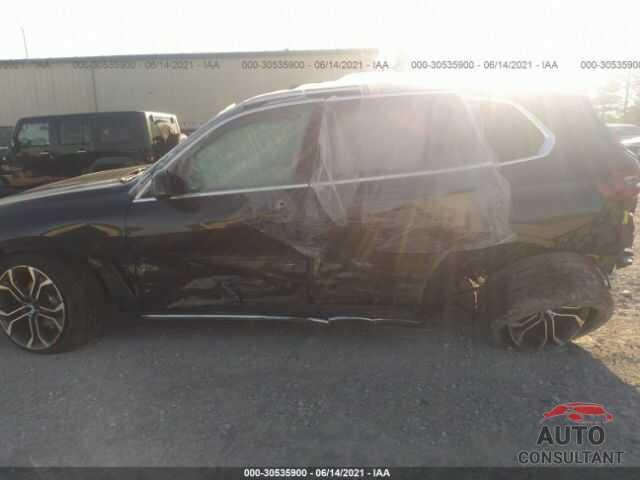 BMW X5 2021 - 5UXCR4C03M9G53351