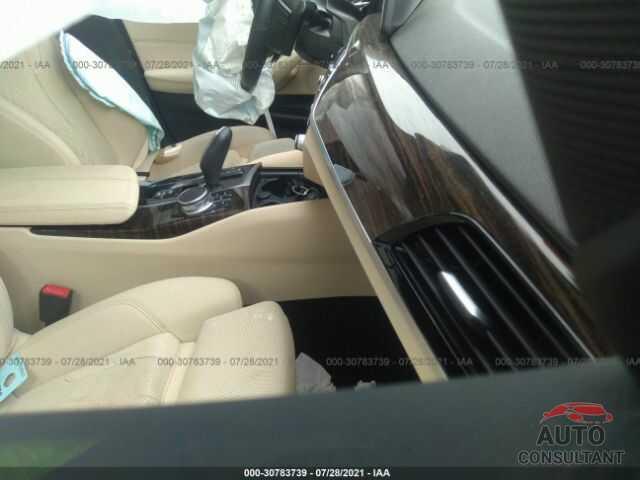 BMW 5 SERIES 2021 - WBA53BH00MWW97571